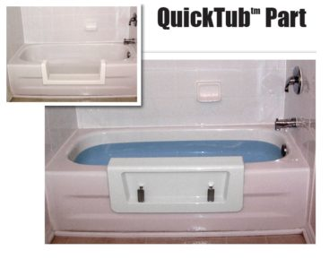 Bathroom Safety Products: Tub to Shower Conversion Cover