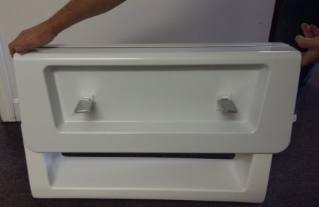 Tub Conversion Cover Lower
