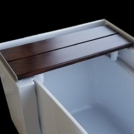Removable Tub Bench