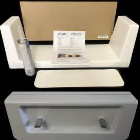 Tub Conversion Kit & Cover Combo